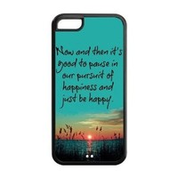 First Design Custom Quotes On Images Unique Best Durable PC and SILICONE IPHONE 5C Case
