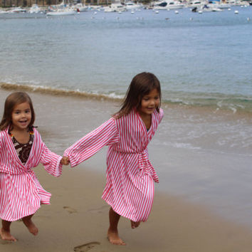 Mommy and Me clothing,Robe forDaughter,Gift for sisters,New Mom,Mom Birthday,Mommy to be,New Mommy gift,Sister matching robes,gift for twins