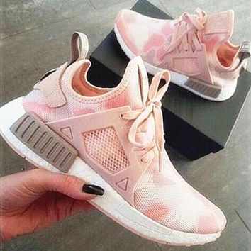 Adidas NMD XR1.5 Woman Men Trending Camouflage Running Sports Shoes Sneakers-2