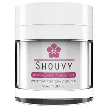 Sleeping Pack- For Face Mask Cream- Skin Lightening - Treating Skin Conditions- Removing Dark Spots & Age Spots- Formula Imported From Japan- Leave In Night- Safe To Use