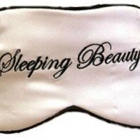 Silk Sleep Mask - Sleeping Beauty