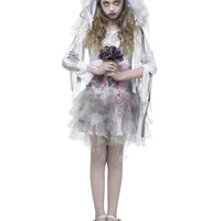 Zombie Bride Girls Costume – Spirit Halloween