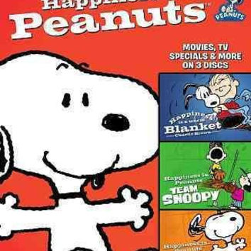 Happiness Is: Peanuts