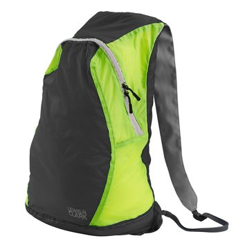ElectroLight Backpack Charcoal-Neon Lemon