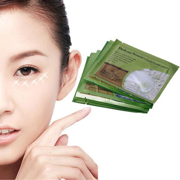 10 Pairs Anti-Wrinkle Dark Circle Collagen Under Eye Patches Pad Mask Bag Gel PY3 SM6