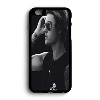 justin bieber on We Heart It iPhone 6+ Case