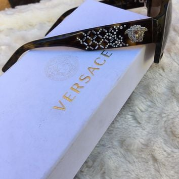 womens authentic versace sunglasses