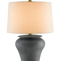 Currey & Company Winkworth Table Lamp - Currey 6249