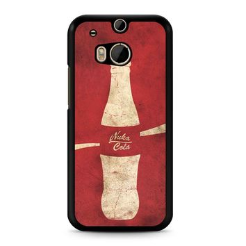 Fallout 4 Inspired Nuka Cola HTC M8 Case