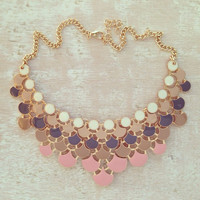 NEOPOLITAN NECKLACE