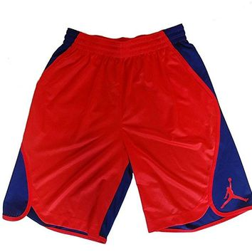 Nike Air Jordan Basketball Shorts- 800916-697 Mens Flight Victory Shorts- NWT