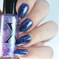 Etheric - Shifting Glass Flakie Polish