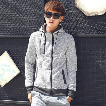 Spring Casual Hooded Trendy Sweatshirt