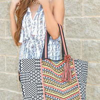 Totes Adorbs Embellished Tote