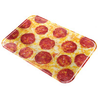 Pepperoni Pizza All Over Glass Cutting Board