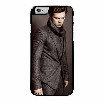 sebastian stan once upon a time iphone 6 plus 6s plus 4 4s 5 5s 5c cases