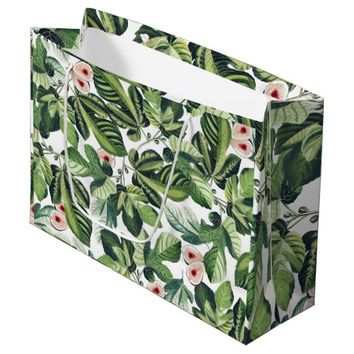 Fig Garden Large Gift Bag