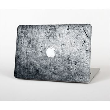 The Grungy Gray Textured Surface Skin for the Apple MacBook Air 13""