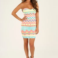 Dance With Me Dress: Multi