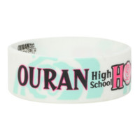 Ouran High School Host Club Rubber Bracelet