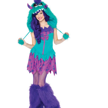 Mayhem Monster Tween Costume