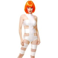 Newegg.Com - Women's Large 11-13 Sexy Fifth Element Dimension Leeloo Costume