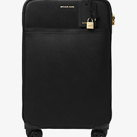 Large Saffiano Leather Suitcase | Michael Kors