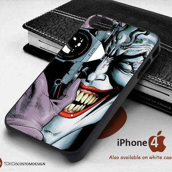 Joker Batman Cover Case for iPhone 4/4S, iPhone 5/5S, iPhone 6, iPod 4, iPod 5, Samsung Galaxy Note 3, Galaxy Note 4, Galaxy S3, Galaxy S4, Galaxy S5, Galaxy S6, Phone Case