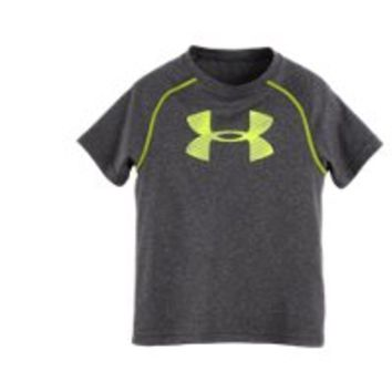 Under Armour Boys Toddler UA Reflective Logo T-Shirt