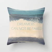 Dreamers Throw Pillow by Armine Nersisyan | Society6