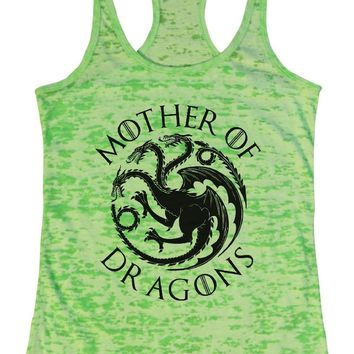 Mother Of Dragons Tank Top By WomensTankTops