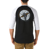 Flight Squad Raglan T-Shirt | Shop at Vans