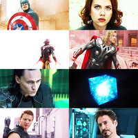 the avengers | via Tumblr