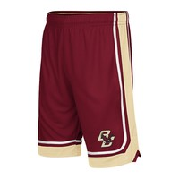 Colosseum Boston College Eagles Baseline Basketball Shorts