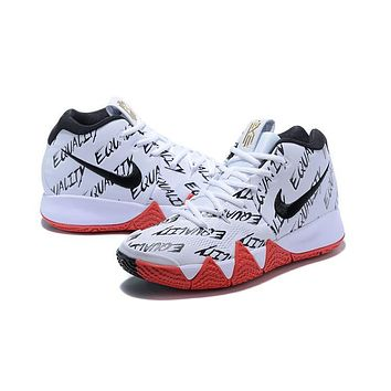 Nike Kyrie Irving 4 BHM BLACK HISTORY MONTH Women Shoes