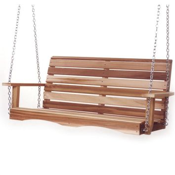 All Things Cedar Porch Swing