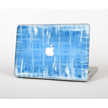 The Water Color Ice Window Skin Set for the Apple MacBook Pro 13""