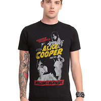 Alice Cooper Tour 1975 T-Shirt