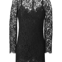 Dolce & Gabbana Lace Dress - Profile - Farfetch.com