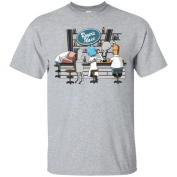 Perfect Rick and Morty drinking buddies at Roger's Place shirt