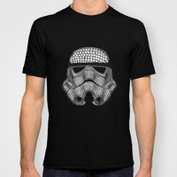 Trooper Star Circle Wars T-shirt by Msimioni | Society6