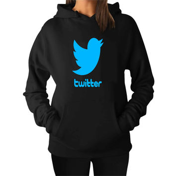 Twitter Logo For Man Hoodie and Woman Hoodie S / M / L / XL / 2XL*AP*