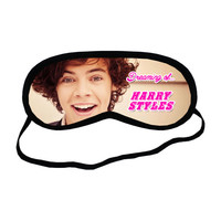 Harry Styles One Direction Dreaming Of Sleeping Mask