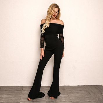 Anaya Jumpsuit - Black