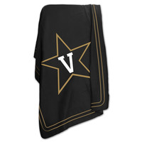 Vanderbilt Commodores NCAA Classic Fleece Blanket