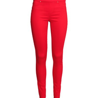 Slim-fit Treggings - from H&M