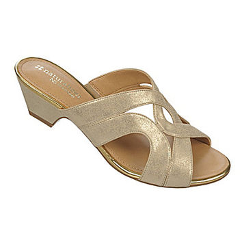 Naturalizer Berkeley Sandals - Gold