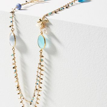 Serti Layered Necklace