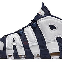 Air More Uptempo Basketball Shoes Men's And Women's Outdoor Jogging Shoes