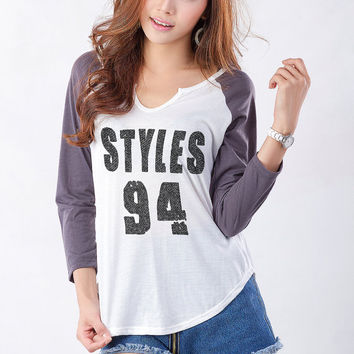 Styles 94 Harry Styles Shirt Sweatshirt Cool Fashion Gift Girls Sizing Women Sweater Funny Cute Teens Dope Teenagers